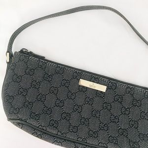 90s Gucci Monogram Baguette